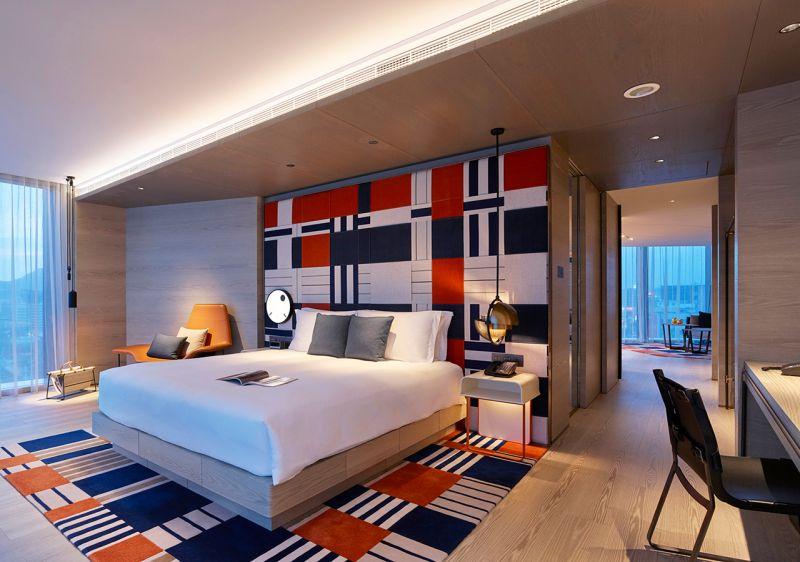▲高雄英迪格酒店推出優惠住房專案。(圖/業者提供)