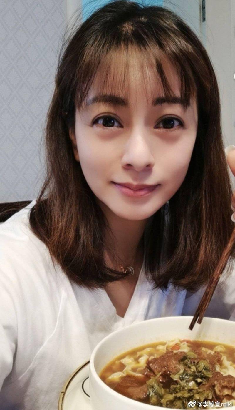 ▲李婷宜錯失《還珠格格》的女主角「小燕子」。(圖/翻攝李婷宜微博)