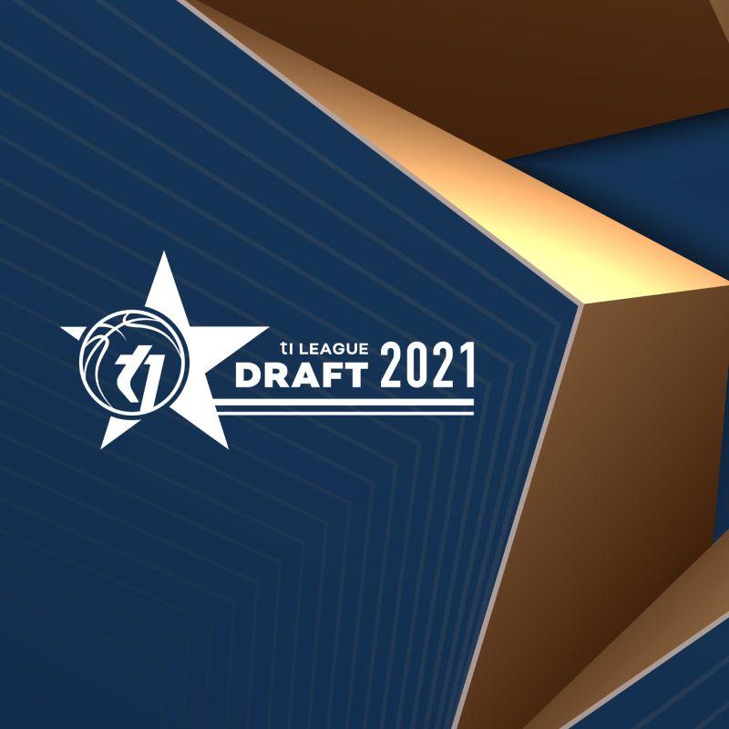 ▲2021賽季T1 League選秀會主視覺。(圖/T1 League提供)