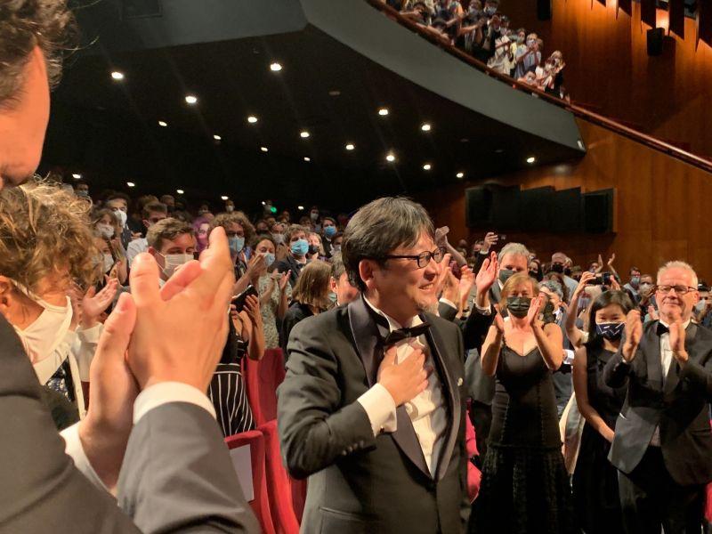 《龍與雀斑公主》登坎城影展 觀眾看完鼓掌14分鐘
