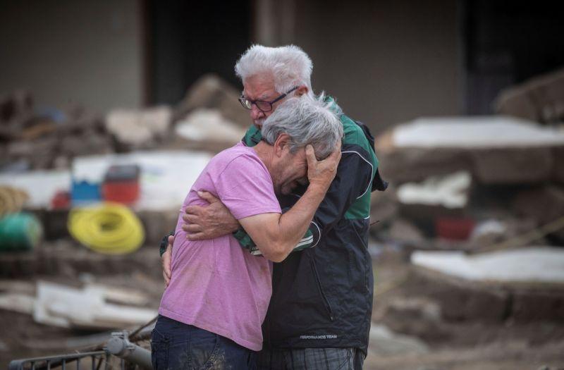 德國洪患災情慘重 增至165死