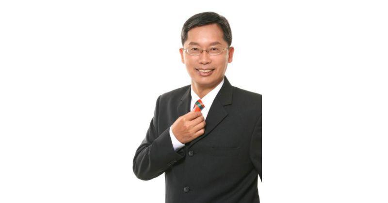 ▲中信房屋捷運新北園區站加盟店王振明店長。(圖/中信房屋提供)