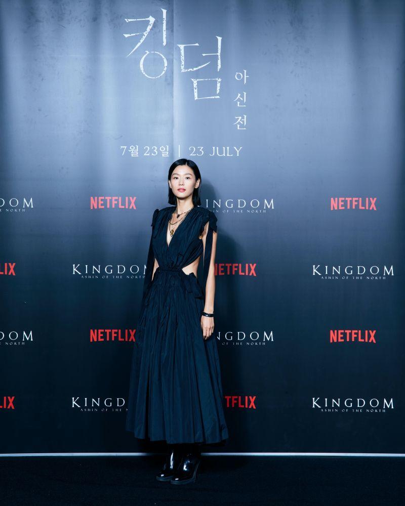 ▲▼全智賢透露是《屍戰朝鮮》的粉絲(圖/Netflix)