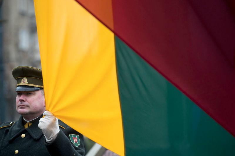 ▲立陶宛先前同意讓台灣在首都設立代表處,引起中國不滿,不但召回駐立陶宛大使,還強制立陶宛駐中大使離境。(圖/美聯社/達志影像)