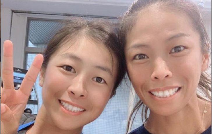 ▲謝淑薇(右)和妹妹謝語倢(原謝淑映)(圖/取自謝淑薇臉書)