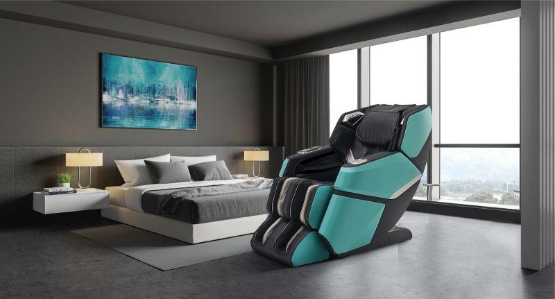 ▲A-8200超美型3D手感按摩椅,紓解壓力超有感。(圖/資料照片)