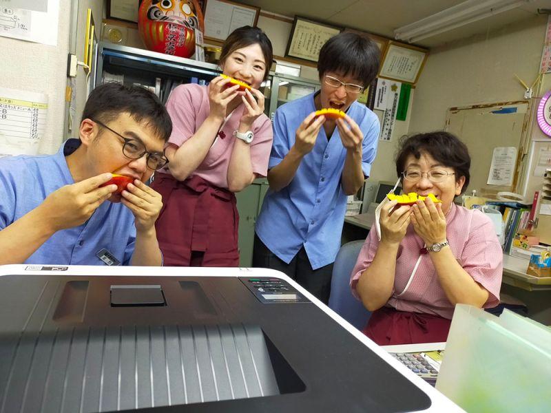 日本友好城市水上町及群馬縣搶購3200公斤芒果力挺台南