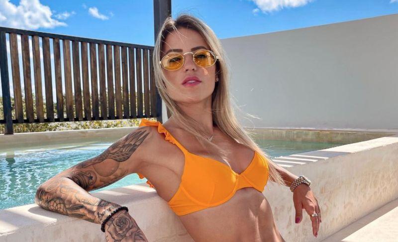 ▲巴西滑板女帝LetíciaBufoni