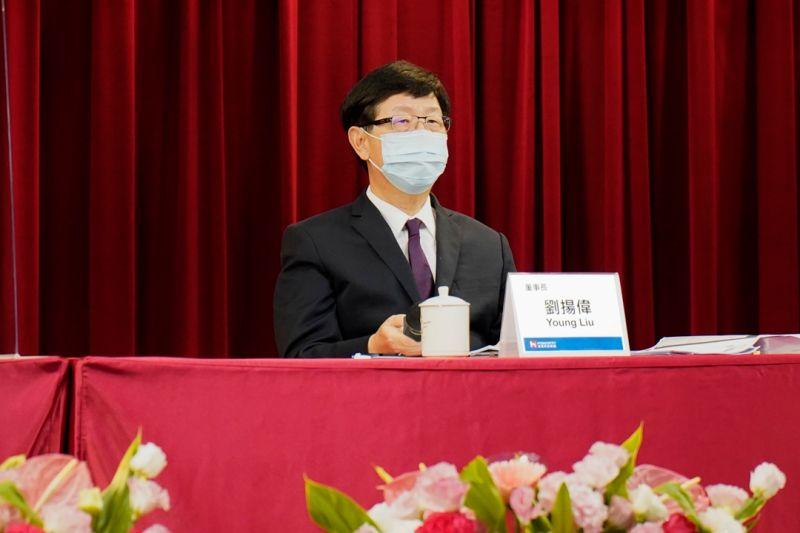 ▲針對中國大陸河南鄭州暴雨成災,鴻海董事長劉揚偉表示對營運沒有影響,對今年下半年營運展望很樂觀。(圖/鴻海提供)