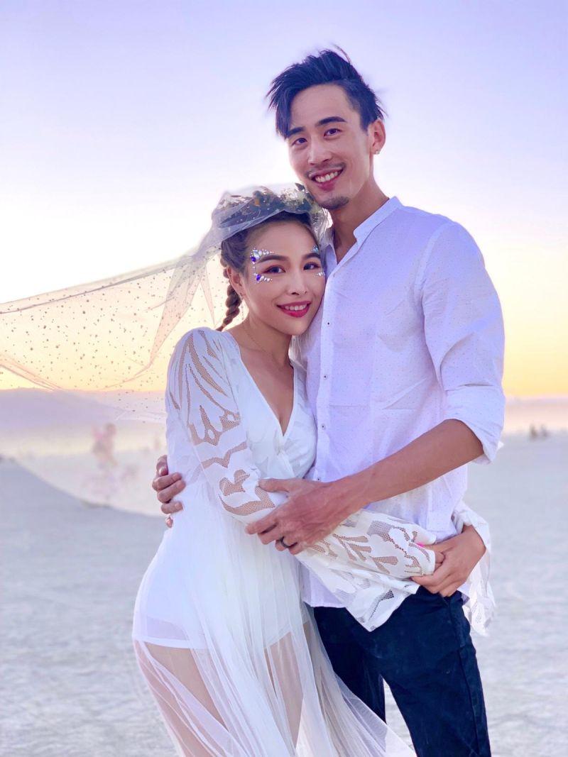 ▲麻吉弟弟與Nicky已經在美國登記結婚。(圖/麻吉弟弟經紀人提供)