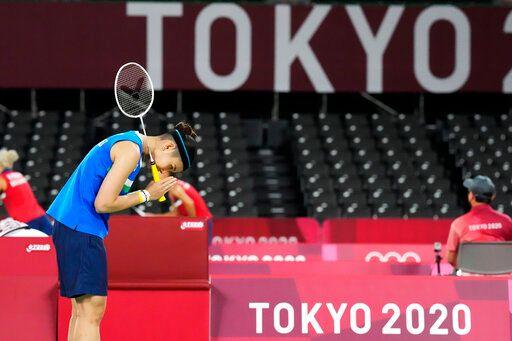 ▲世界球后戴資穎出征東京奧運(圖/美聯社/達志影像)