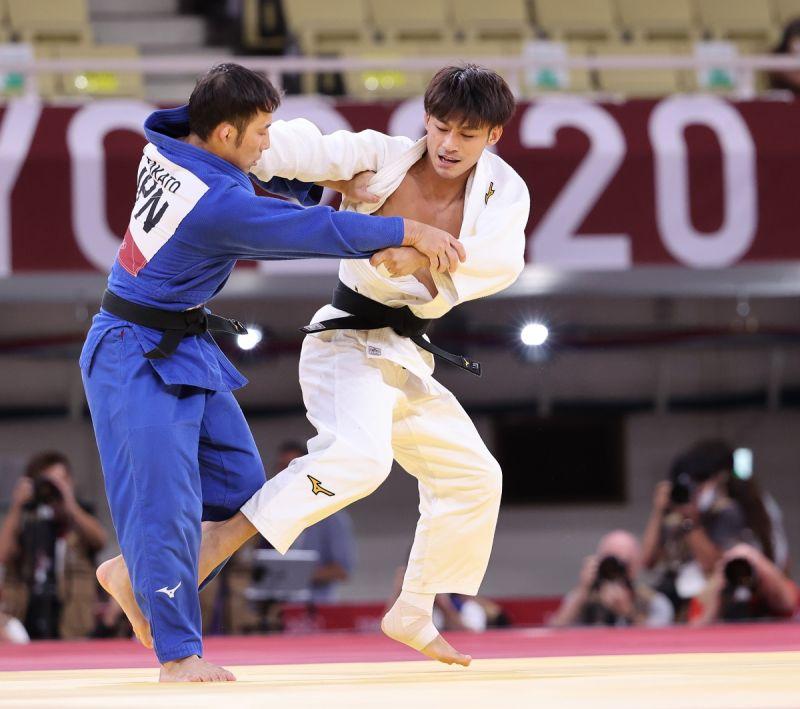 ▲東京奧運台灣柔道代表隊,楊勇緯。(圖/體育署提供)