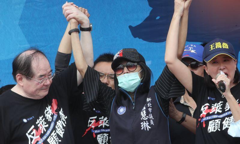 新北市議員唐慧琳胰臟癌辭世 國民黨:俠女形象永存