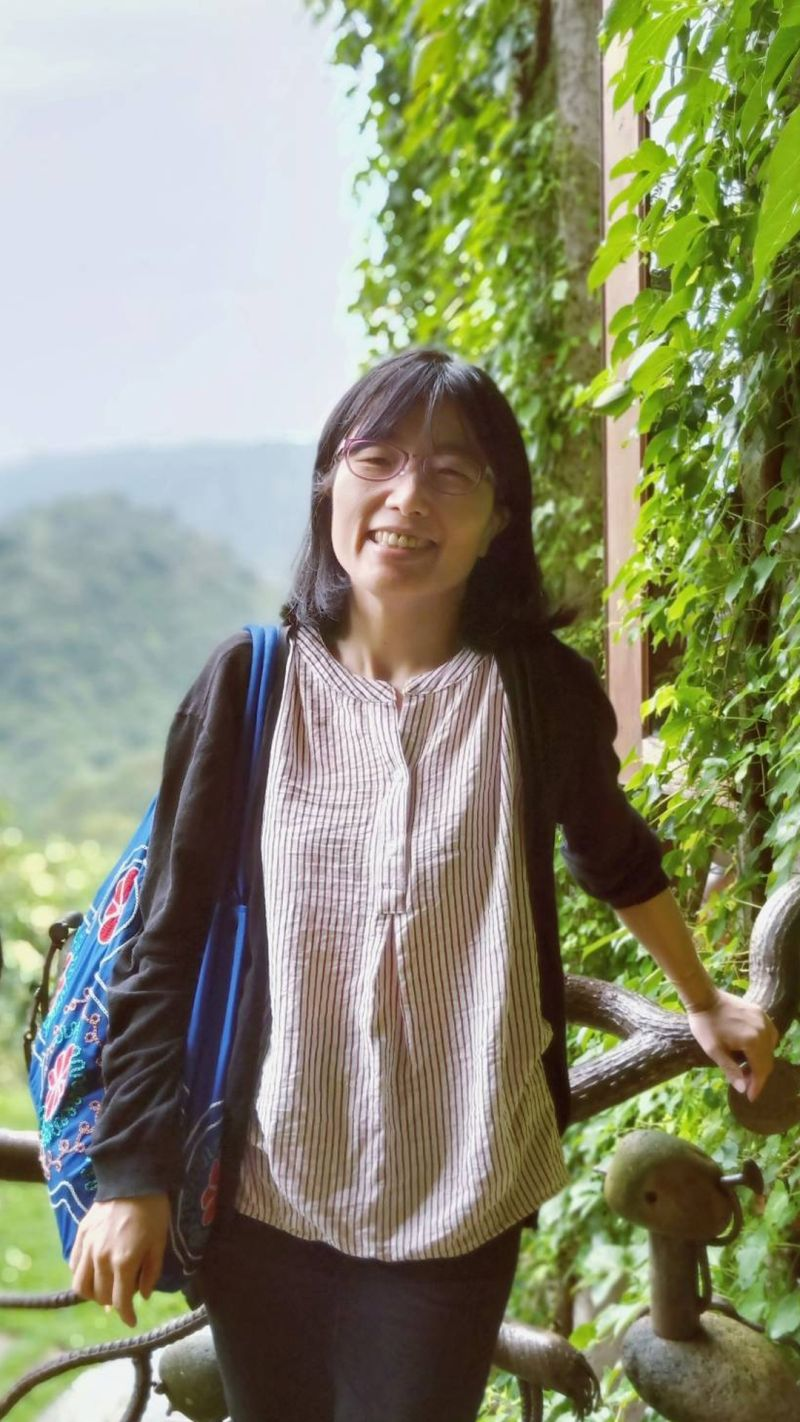 ▲惠明盲校教師羅綉靜榮獲「師鐸獎」(圖/教育局提供2021.7.25)