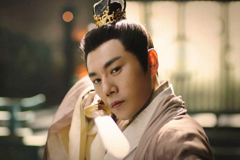 ▲秦昊首部主演古裝劇獻給《錦繡南歌》。(圖/中天娛樂台提供)