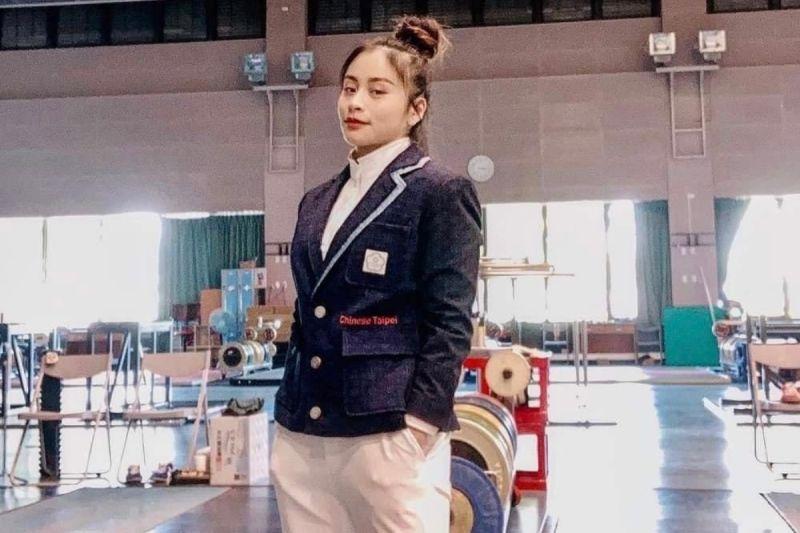 ▲「舉重精靈」方莞靈出戰東奧女子49公斤級,以總和181公斤,勇奪第4名。(圖/台灣世界展望會提供)