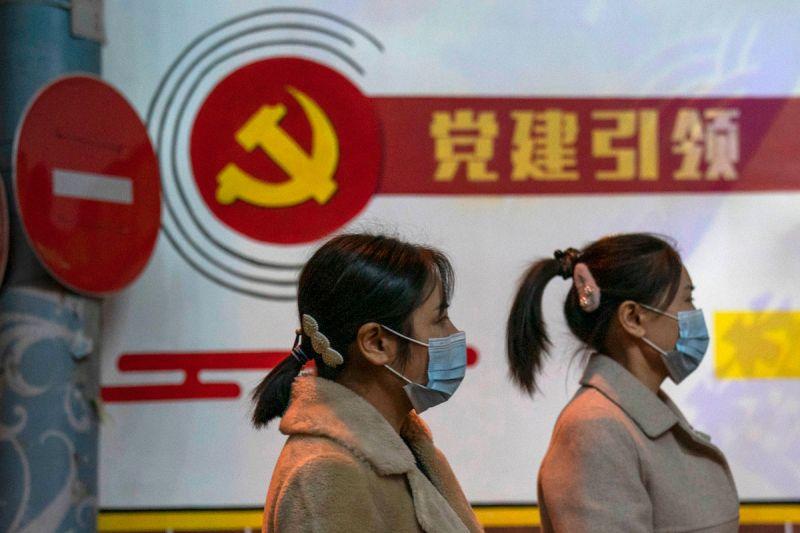 ▲中國企業起起伏伏,自共產黨一黨專政以來,「民間企業」容易受到權利介入。示意圖。(圖/美聯社/達志影像)