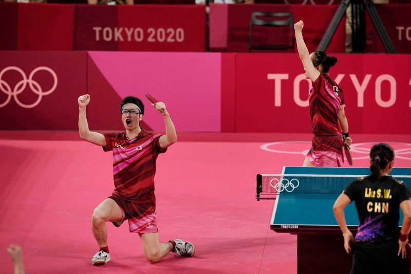 日本桌球逆轉奪金!陸網氣炸出征伊藤美誠 2原因眾看傻