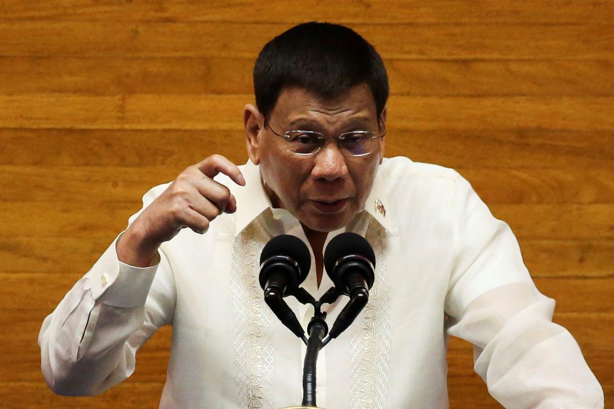 菲律賓民調:6成受訪者反對杜特蒂角逐副總統