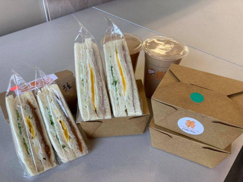 ▲美而美早餐是許多台灣人的最愛。(圖/翻攝自「Cafe