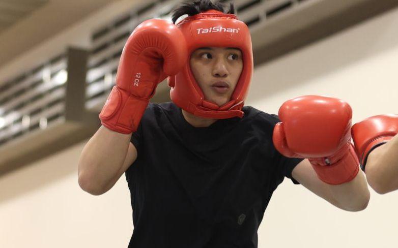 ▲「拳擊女王」陳念琴。(圖/國訓中心提供)