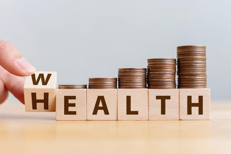 ▲疫情來襲,讓人更珍惜身體健康,因為失去健康,就失去追求財富與事業的最大本錢。(圖/shutterstock)
