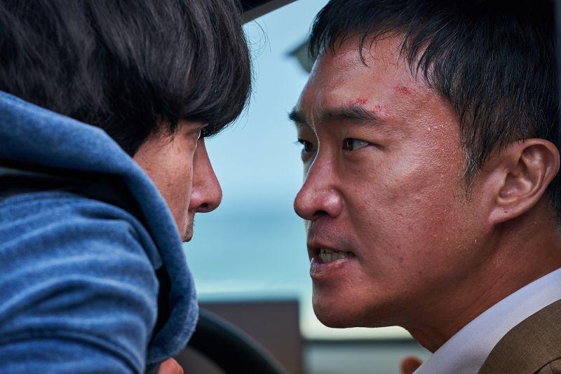 ▲趙祐鎮出道22年首度主演電影《極速引爆》。(圖/車庫娛樂提供)
