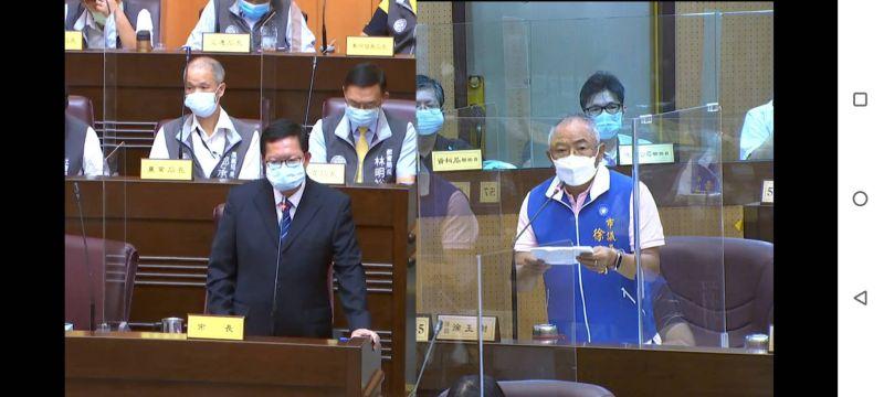 桃國民黨團提案 通過市民普發現金5000元