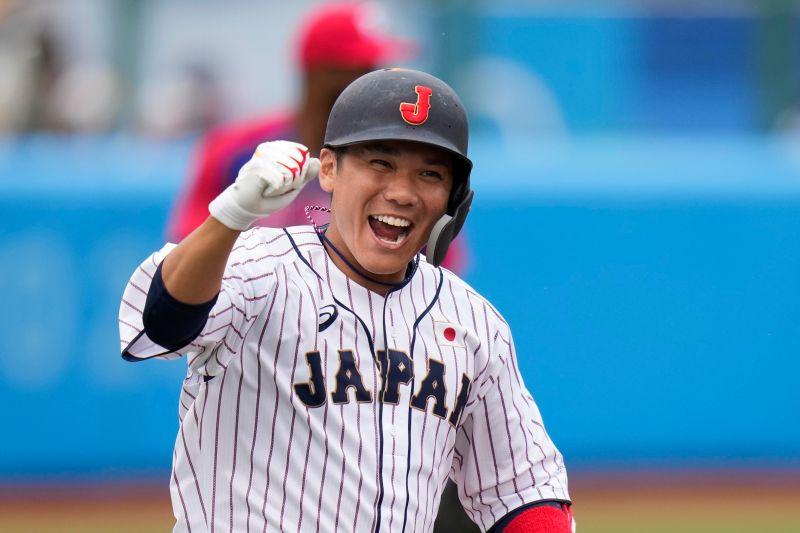奧運/日本武士隊坂本勇人再見安打 大逆轉擊敗多明尼加