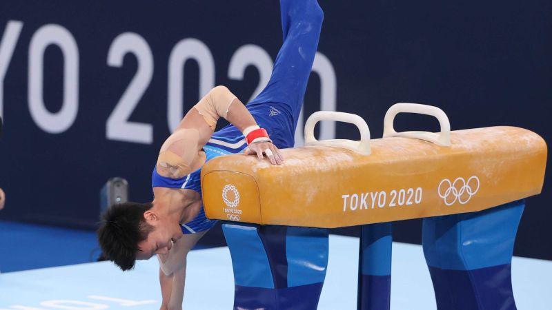 奧運/拿手鞍馬滑落輕傷 李智凱報平安:我沒事!