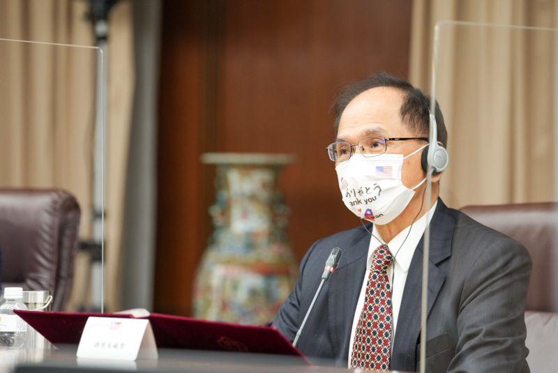 台美日國會論壇 游錫堃呼籲:台海有事立即外交承認台灣