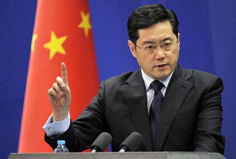 中國駐美大使遭爆 閉門會議粗魯要美國「閉嘴」