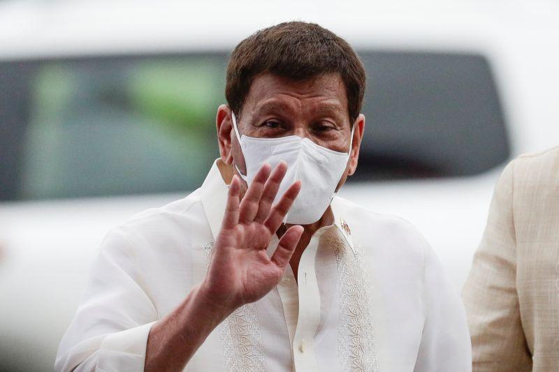 ▲菲律賓總統杜特蒂一向以鐵腕治國聞名。資料照。(圖/美聯社/達志影像)