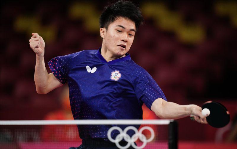 奧運/林昀儒銅牌戰對德國一哥 大陸桌球男單「金包銀」