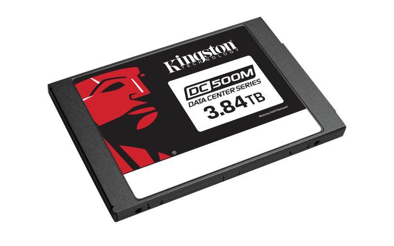 ▲市調機構集邦科技預估,今年第三季企業級SSD合約價可能上漲15%。(圖/金士頓提供)