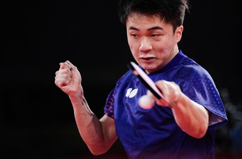 林昀儒4強賽太猛了!樊振東「1舉動」網全跪:根本金牌戰