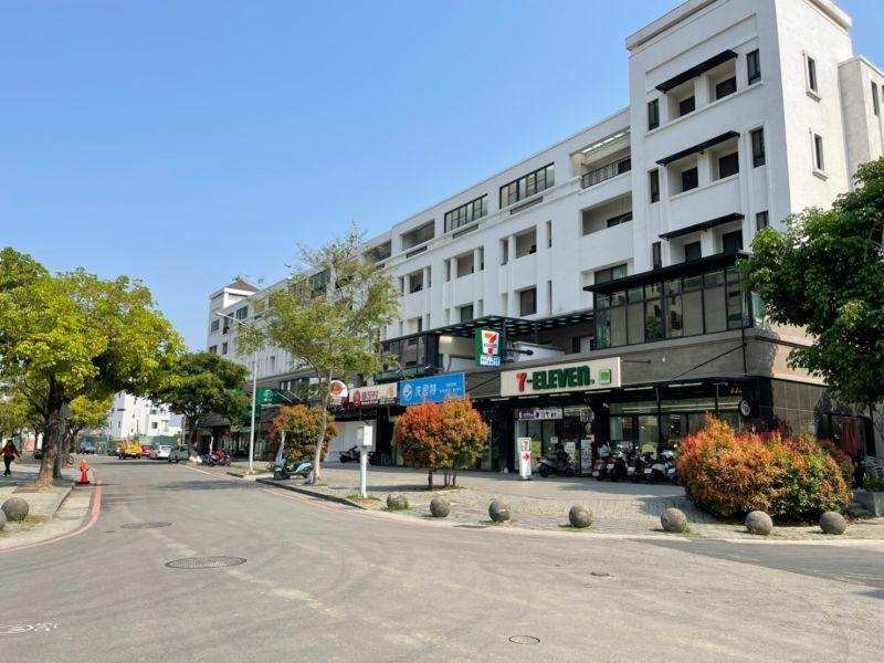 ▲南科火車站鄰近LM特區,周邊房價受帶動攀升。(圖/住商不動產提供)