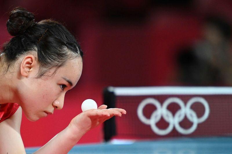 奧運/陳夢拿下金牌 但東奧的「伊藤美誠之亂」還在繼續