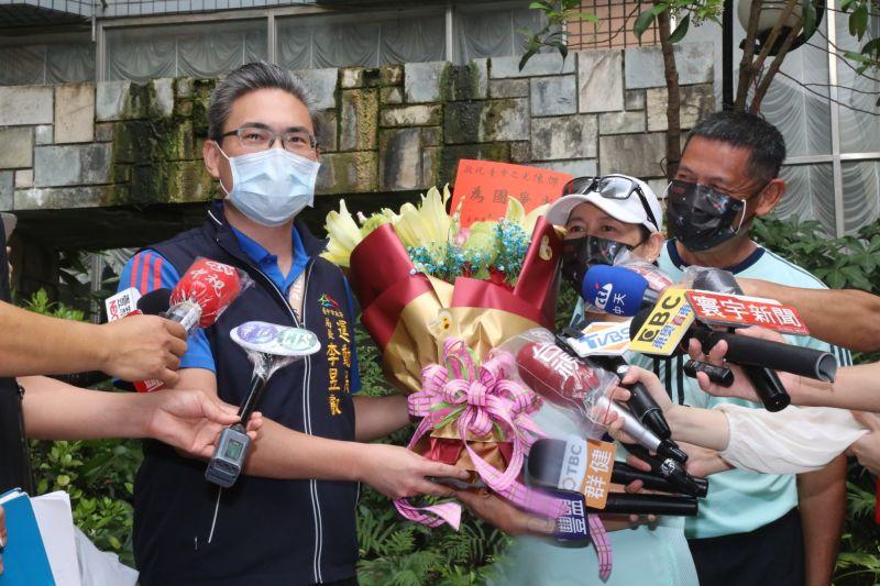 陳傑三戰奧運無緣晉級 父:已經盡力了