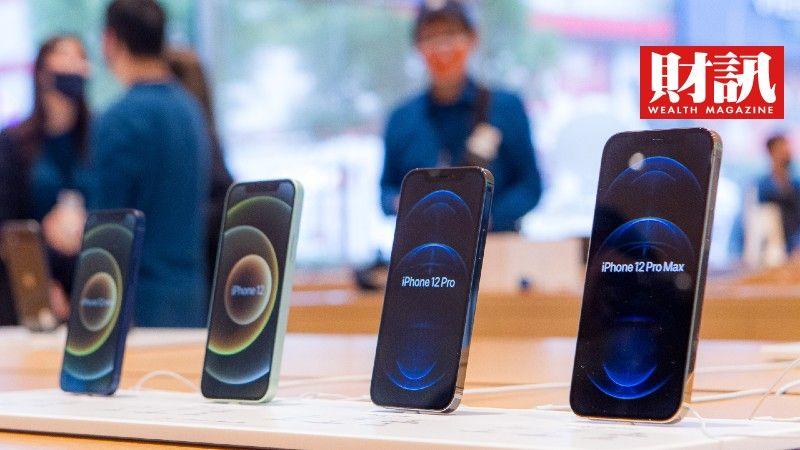 ▲中國代工廠立訊正式打入iPhone供應鏈,今年開始,蘋果高階的iPhone 13 Pro手機,將有3成交由立訊組裝。(圖/財訊雙周刊)