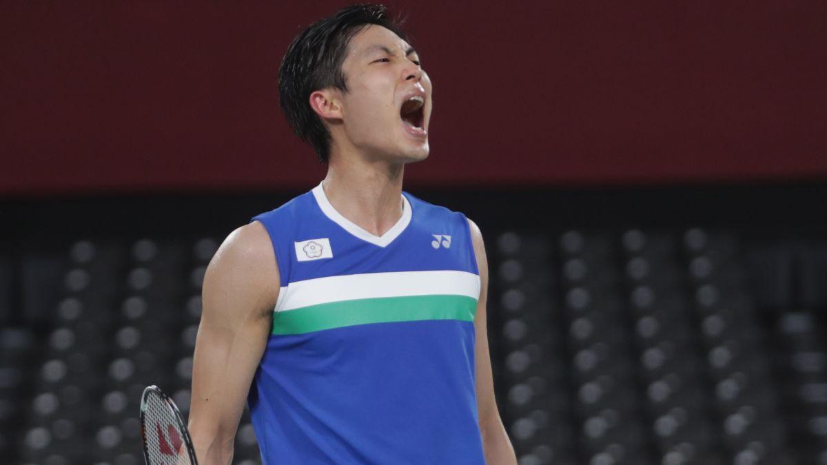羽球/周天成拚盡全力惜敗球王 中華隊蘇迪曼盃止步8強