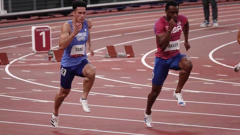 ▲東京奧運男子100公尺短跑預賽,「台灣最速男」楊俊瀚排名預賽分組第五,無緣晉級準決賽。(圖/取自楊俊瀚IG)