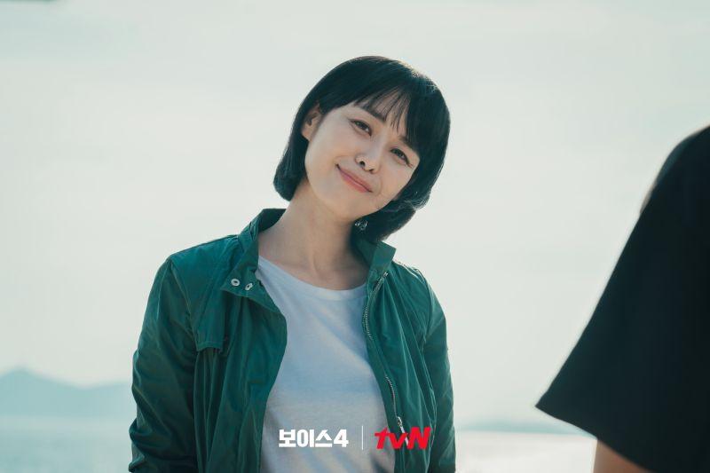 ▲《VOICE 4》結尾替第5季鋪哏,姜主任過往故事預計在下一季公開。(圖/tvN)