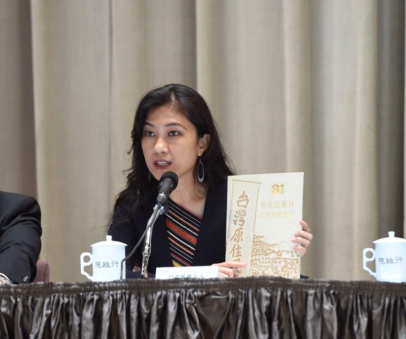 ▲總統府發言人Kolas Yotaka表示,原住民族日不是只有原住民族要紀念,全體台灣人民也應共同紀念。(圖/翻攝自Kolas Yotaka臉書)