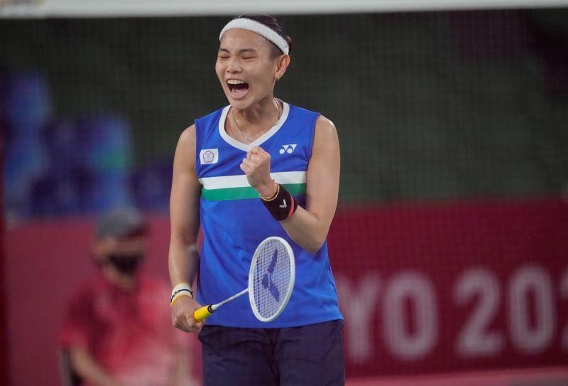 ▲世界球后戴資穎最終拿下2020東京奧運羽球女子單打銀牌。(圖/美聯社/達志影像)