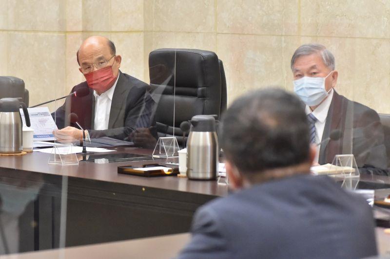 降二級後疫情穩定 行政院評估8月10日進一步鬆綁可能性