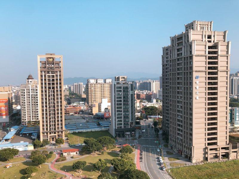 房市/官方統計 八德大樓最低價在這樓
