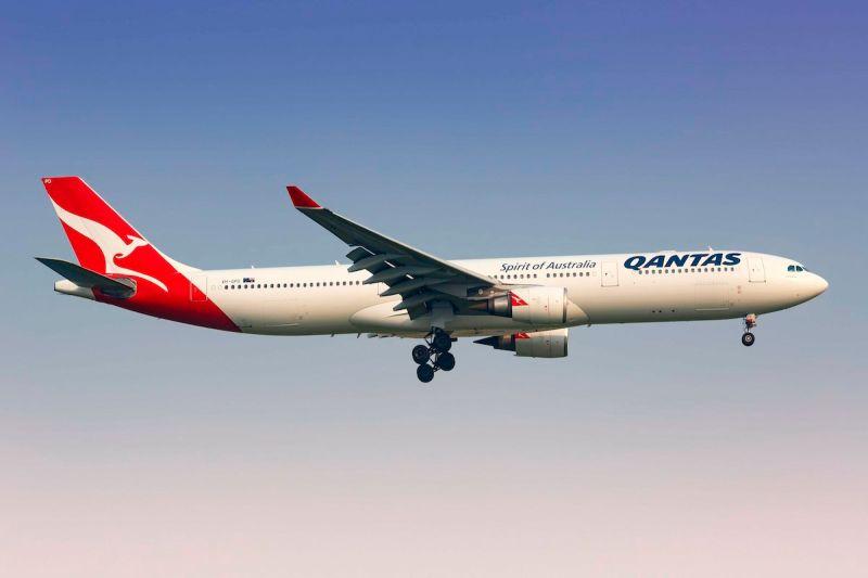 影/Delta病毒肆虐雪梨持續封城 澳航放2500員工無薪假