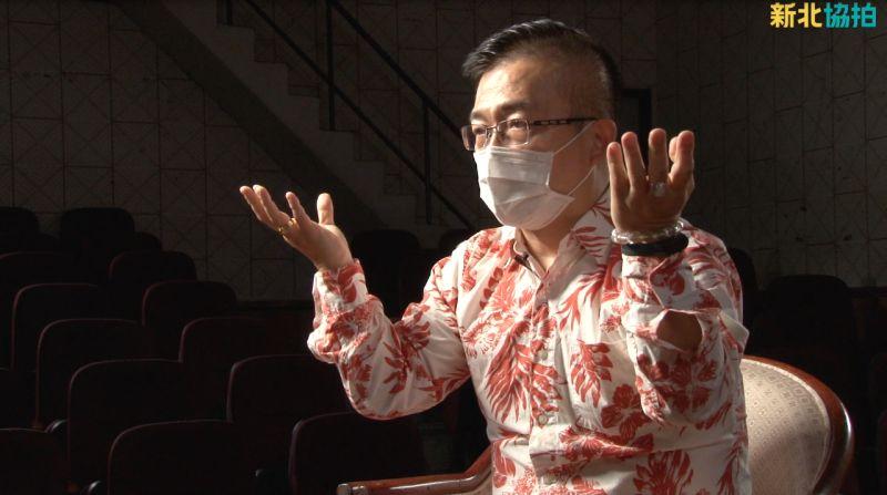 資深電影人姚經玉線上開講 「票房迷思」扼殺創作者