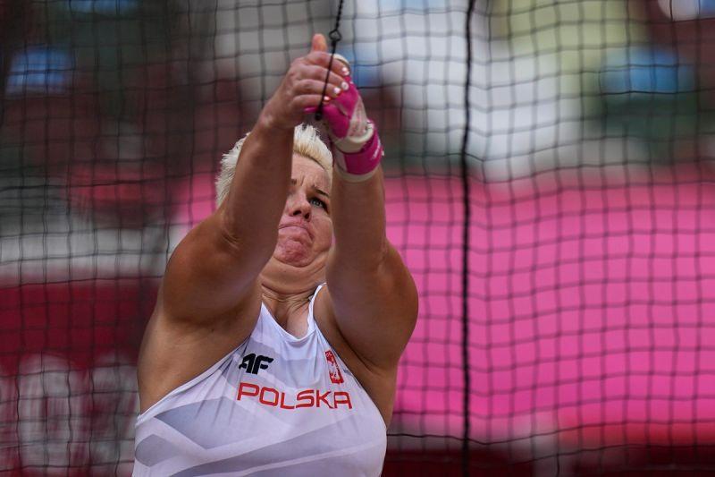 ▲女子鏈球奧運衛冕冠軍Anita Wlodarczyk。(圖/美聯社/達志影像)